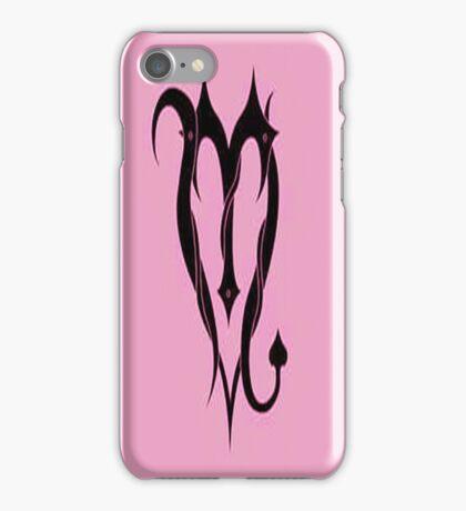 Pink Scorpio iPhone Case/Skin