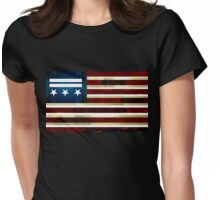DC Statehood II Womens Fitted T-Shirt