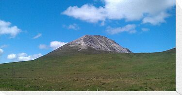 Mount Errigal- Donegal,Ireland by Desaster