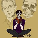 Sherlock &amp; Friends by NadddynOpheliah