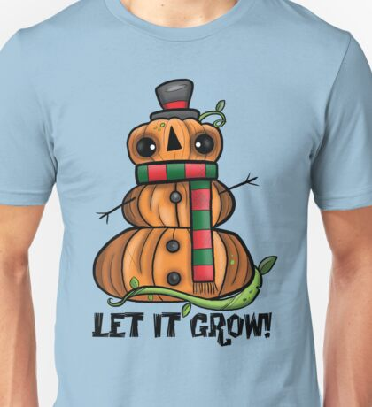 Creepies - Let it grow! Pumpkin Man T-Shirt