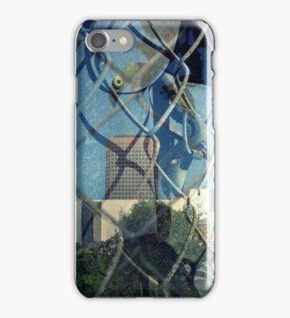 The Riff Raff Fence iPhone Case/Skin