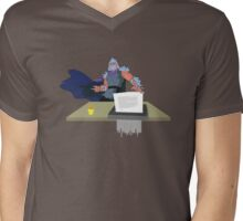 Shredder Mens V-Neck T-Shirt