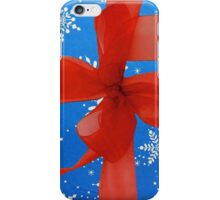Christmas Box iPhone Case/Skin