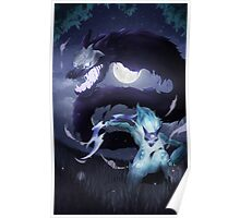 Kindred (League of Legends) Poster