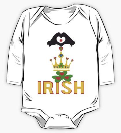 ㋡♥♫Love Irish Fantabulous Clothing & Stickers♪♥㋡ One Piece - Long Sleeve