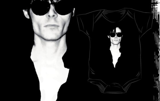 The Sisters Of Mercy - Andrew Eldritch by PheromoneFiend