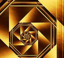 Golden Spiral by CrazyFractals