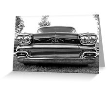 Sweet Caddy Greeting Card