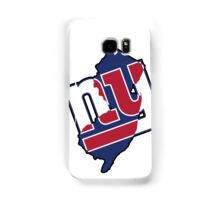 NJ - Giants Samsung Galaxy Case/Skin