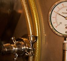 Beer Lines and Gauge by umeimages
