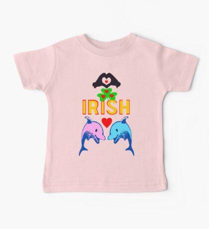 ㋡♥♫Love Irish Fantabulous Clothing & Stickers♪♥㋡ Baby Tee