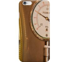 Beer Lines and Gauge iPhone Case/Skin