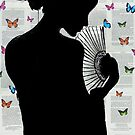 the butterfly path by Loui  Jover