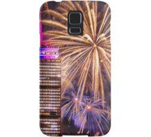 Happy Fourth of July from Boston, MA Samsung Galaxy Case/Skin
