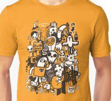 Help Doodle  Unisex T-Shirt