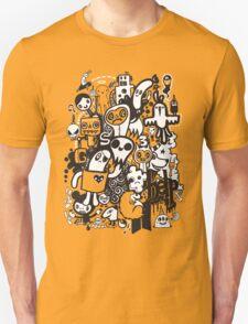 Help Doodle  T-Shirt