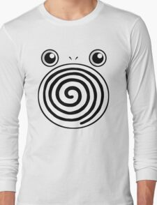 Poliwhirl Long Sleeve T-Shirt