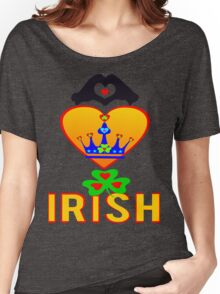 ㋡♥♫Love Irish Fantabulous Clothing & Stickers♪♥㋡ Women's Relaxed Fit T-Shirt