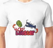 Hop Lobster Unisex T-Shirt