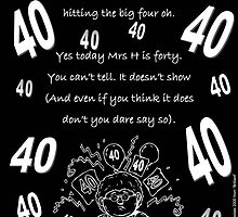 Mrs H is forty by YoungPoet