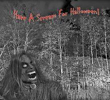 Happy Halloween! by Scott Evers