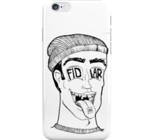 FIDLAR Head iPhone Case/Skin