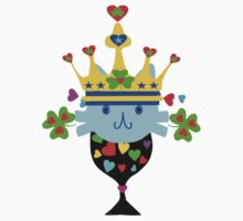 ㋡♥♫Irish Shamrock Crowned Cat Fantabulous Clothing & Stickers♪♥㋡ Kids Clothes