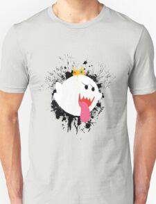 King Boo Splattery Design Unisex T-Shirt