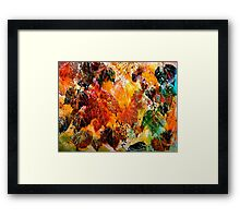 Not One Lasts... Framed Print