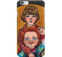 THEIR FRIEND TO THE END iPhone Case/Skin