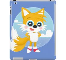 Tails - Sonic Games iPad Case/Skin