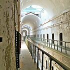Haunted:  Eastern State Penitentiary by Cheri Sundra