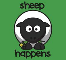 Sheep Happens  by stevebluey