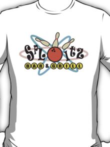 Bowling Retro T-Shirt