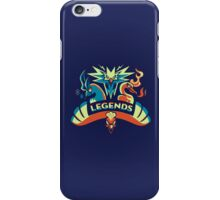 LEGENDS - Gold iPhone Case/Skin