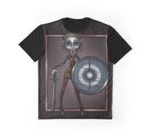 Lagertha the Viking Graphic T-Shirt