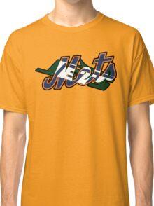 New York Sports Teams 2 -Mets & Jets Classic T-Shirt