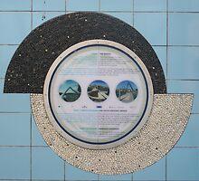 Celtic Gateway Bridge - Information Panel by Allen Lucas