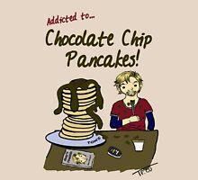 Addicted to Pancakes - Comic Tom Felton Unisex T-Shirt