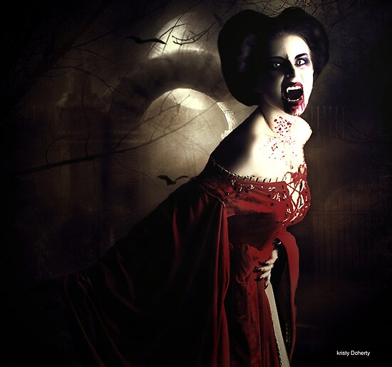 Your blood is mine by 1chick1
