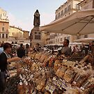 Campo de Fiori, Rome by graceloves