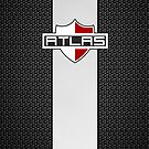 Atlas Shield Logo by GriffintheMad