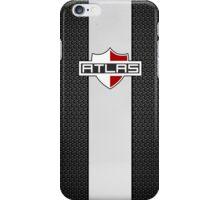 Atlas Shield Logo iPhone Case/Skin