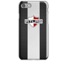 Atlas Shield Logo iPhone Case/Skin