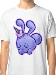 Purple Icecream Bunny Classic T-Shirt
