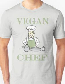 Vegan Chef Unisex T-Shirt