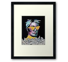 Ziont in Acrylic Framed Print