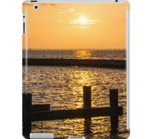 Golden Mirror iPad Case/Skin