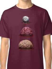 Eye Heart Brains Classic T-Shirt